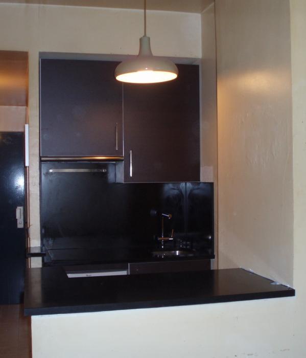 comptoir de kitchenette save cr ation paris ile de france. Black Bedroom Furniture Sets. Home Design Ideas