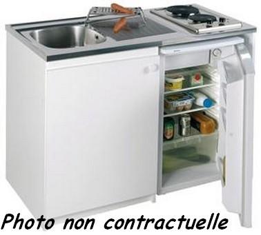 kitchenette 100x60 kitchenette paris ile de france. Black Bedroom Furniture Sets. Home Design Ideas