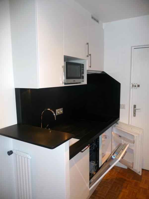 mini cuisine ibaneta blanc save cr ation paris ile de france. Black Bedroom Furniture Sets. Home Design Ideas