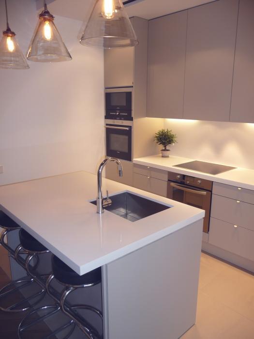 quartz blanc cuisine paris ile de france. Black Bedroom Furniture Sets. Home Design Ideas
