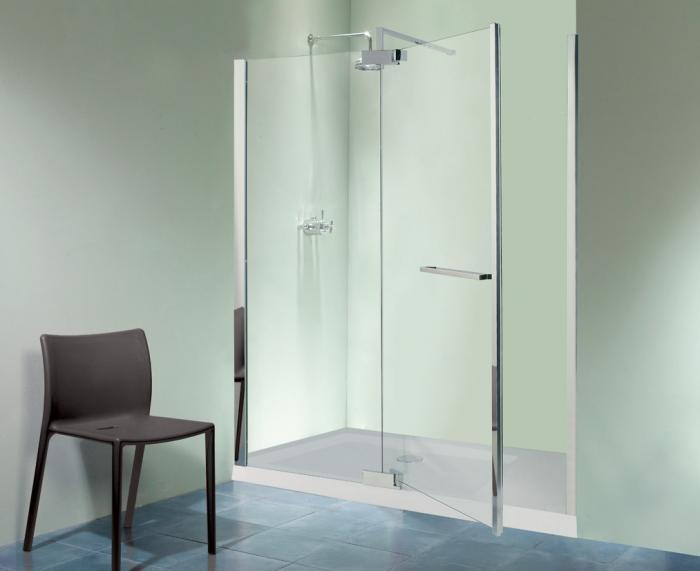 Porte de douche xxl salle de bain paris ile de france for Porte douche battante paris
