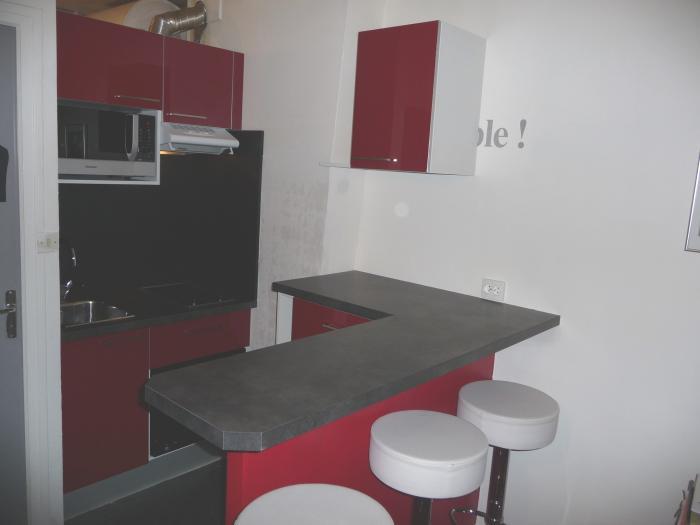 Kitchenette tahon rouge kitchenette paris ile de france for Cuisine moderne kitchenette