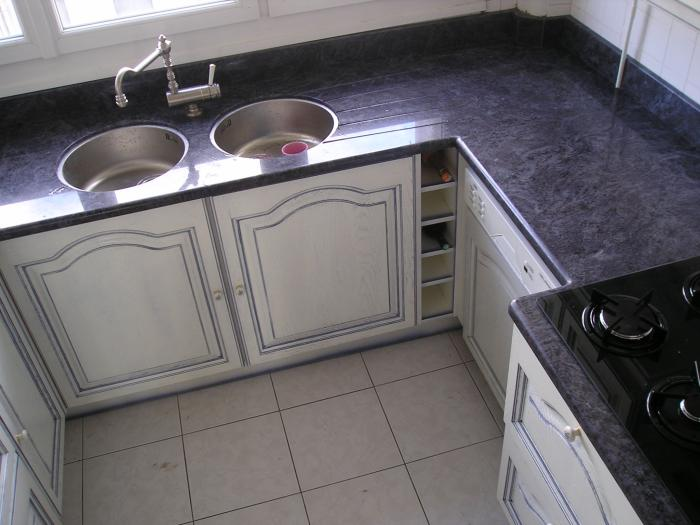 granit bleu vizag cuisine paris ile de france. Black Bedroom Furniture Sets. Home Design Ideas