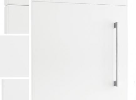 Serie Ibaneta blanc brillant