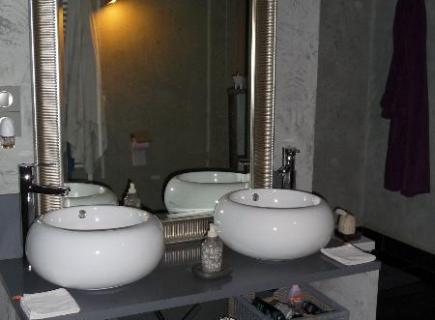 Plan vasque quartz