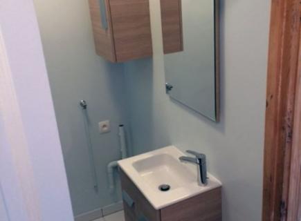 Salle de bain à Paris 11e
