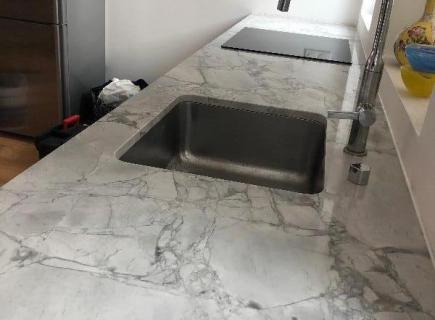 Plan de travail cuisine Granit Portobello