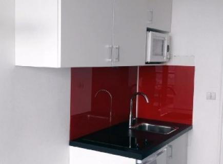 Kitchenette 115x60 Paris 18e
