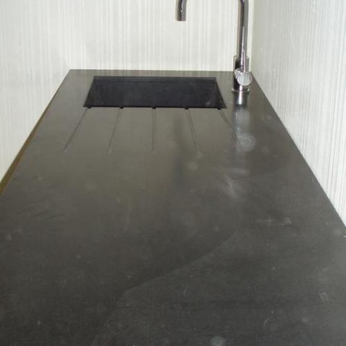 Granit Noir mat
