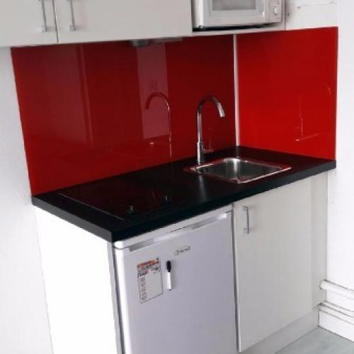 Kitchenette 115x60 Paris 18e