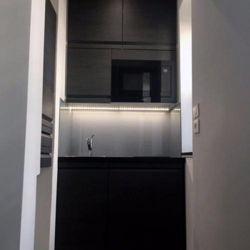 Kitchenette 102x650 Paris 15e