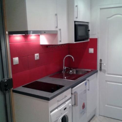 Kitchenette 150 Paris 18e